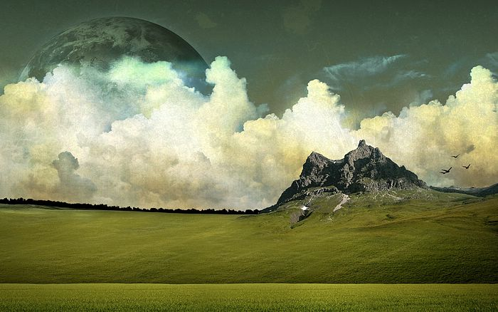 Fantasy Strange World 1920x1200 - Widescreen CG Landscape Wallpapers 20