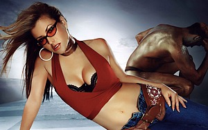 World Top Models in Fashion Magazines1 - Fashion Top Models Wallpaper 1440x900