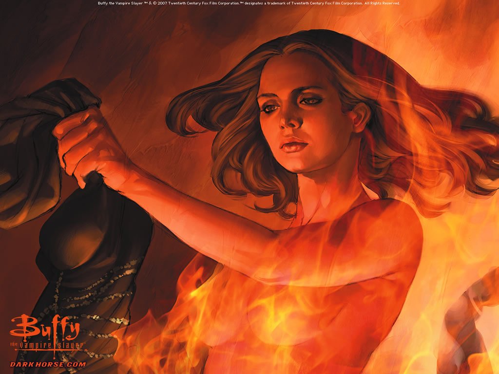 Dark Horse Comics : Buffy the Vampire Slayer Comics Covers ...