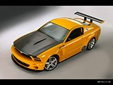 2005 Ford Mustang GTR concept Car33 pics