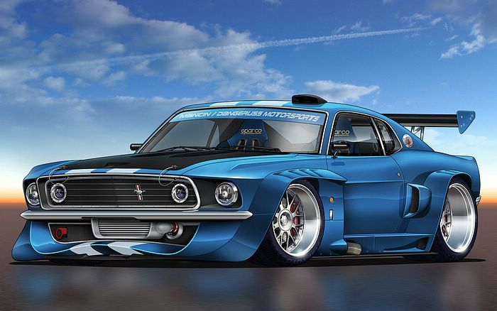 Wallpaper Terry Rodgers Invites You To. wallpapers of 3d cars