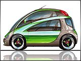 Concept car Design & Drawing60 pics