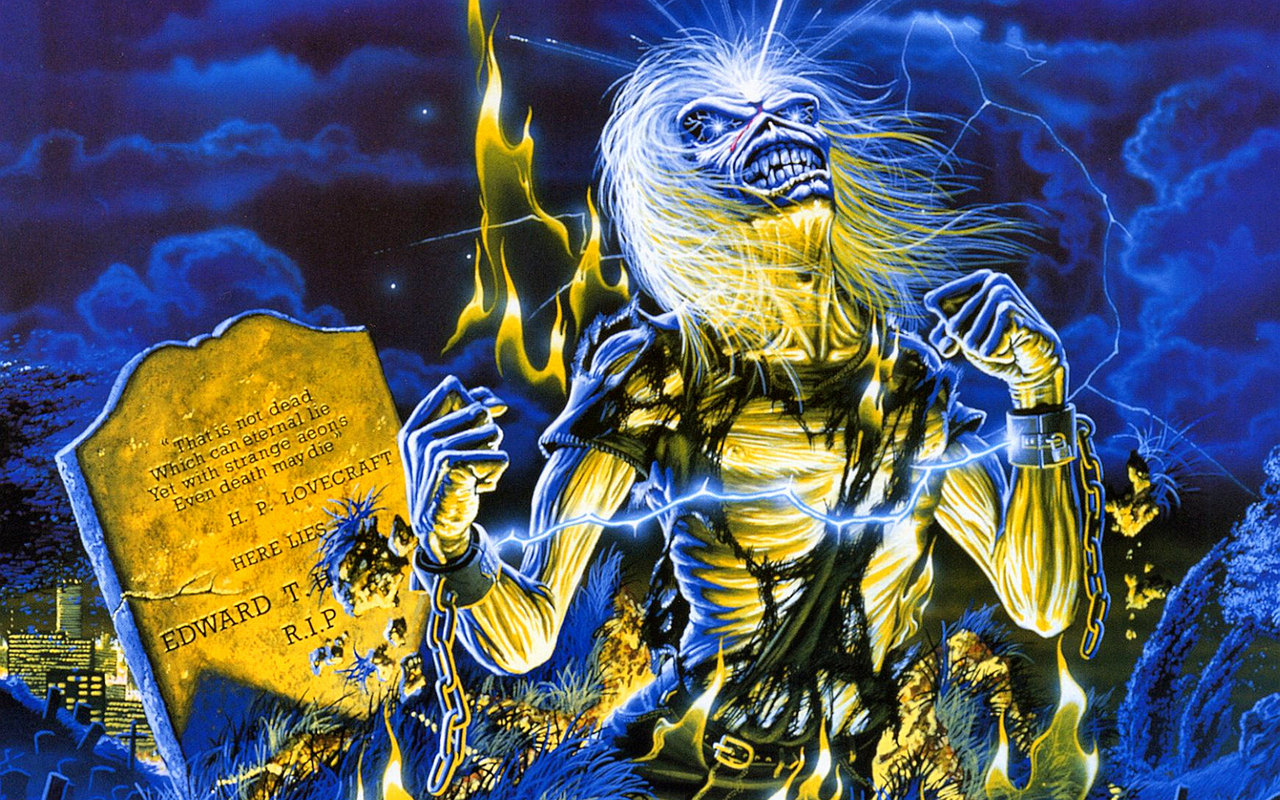 iron maiden wallpapers covers - photo #9