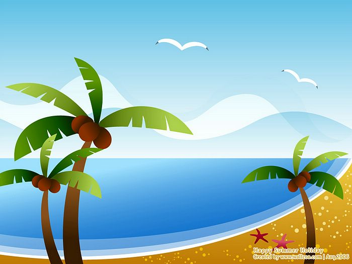 summer vector illustraitons - photo #38