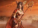 Fantasy Beauties in Game Artworks41 pics