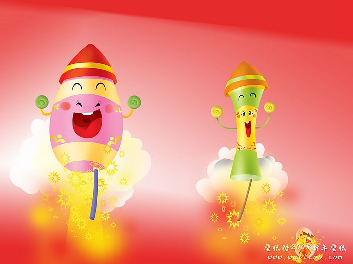 chinese new year wallpaper download. Chinese New Year Wallpapers - Year Of Rooster - Chinese firecrackers Picture