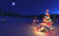 Chrisrmas Holiday Lights Wallpapers17 pics