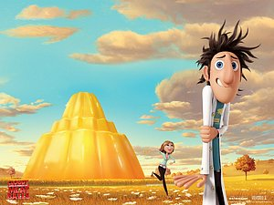Cloudy With A Chance Of Meatballs 2009 Movies Wallcoo Net