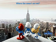 Animated Movie : The Smurfs (2011)8 pics