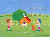 May 2003 Calendar Wallpapers6 pics
