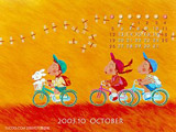 October 2003 Calendar Wallpapers10 pics