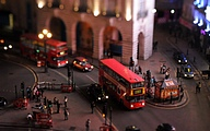 Tilt-shift Photography : Miniature Scene (Vol.2)18 pics