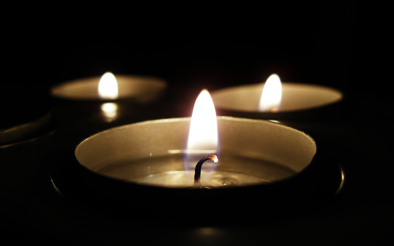 Widescreen Romantic Candle Light , Candlelight Pictures ...