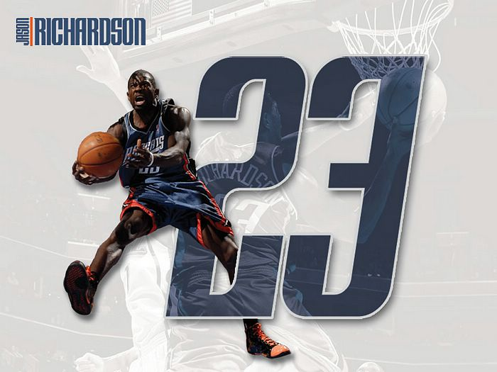 NBA Wallpapers : Charlotte Bobcats Wallpaper - NBA Bobcats NO.23 Jason