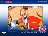 NBA : Detroit Pistons 2007-08 Season40 pics