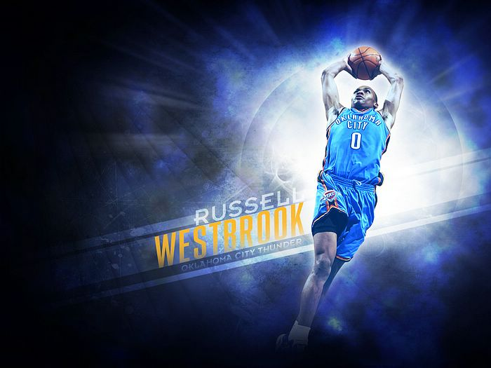 kevin durant and russell westbrook wallpaper. Wallpapers of russell